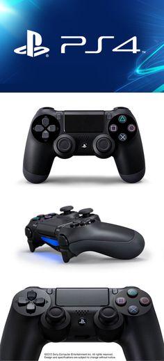 Hoy Sony ha presentado novedades sobre la próxima PlayStation 4. Entérate de las últimas revelaciones sobre PS4, el nuevo mando DUALSHOCK 4 y los primeros juegos que saldrán al mercado ¡Ya queda menos!  http://es.playstation.com/home/news/articles/detail/item583786/PlayStation-4-saluda-al-futuro/ #ps4