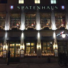 Zwei unter einem Dach . #Restaurant #München #Kuffler #Bayern #Bavaria #finedining Broadway Shows, Fine Dining, Opera, Bavaria, House