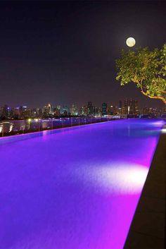 Design Hotels Bangkok, Thailand, Sofitel So Bangkok.