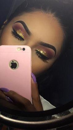 Eye Makeup, Makeup Eye Looks, Flawless Makeup, Glam Makeup, Gorgeous Makeup, Pretty Makeup, Makeup Inspo, Beauty Makeup, Witch Makeup