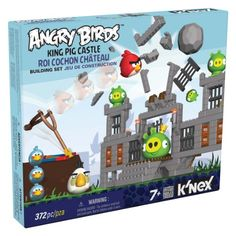 Angry Birds King Pig Castle - Amazon Exclusive - http://www.rekomande.com/angry-birds-king-pig-castle-amazon-exclusive/