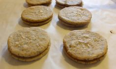 Home-Baked Gifting, Poppy Seed Sandwich Cookies