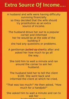 Couple decided to have Extra source of Income