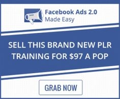 [$7 EARLY BIRD] Facebook Ads 2.0 Monster PLR Biz-In-A-Box