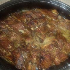 Neckbone Recipe, Recipe For Mom, Pork Recipes, Paleo Recipes, Dog Food Recipes, Paleo Meals, Southern Dishes, Southern Recipes