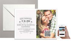 Invitación de boda + App de tu boda