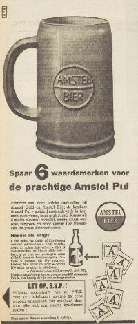 1958 Amstelbier