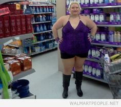 People of Walmart Part 1 - Pics 6