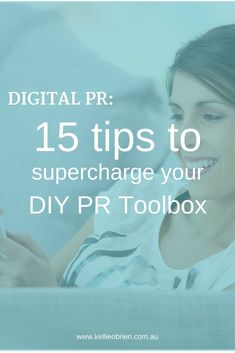 Discover 15 digital PR tips to supercharge your DIY PR toolbox Content Marketing Strategy, Marketing Communications, Business Storytelling, Storytelling Techniques, Business Stories, Toolbox, Public Relations, Online Courses, Digital