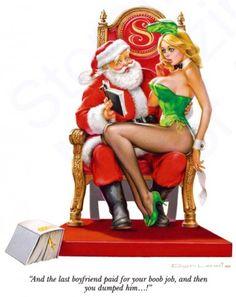 Christmas PinUps!