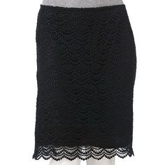 Lace Skirt.  $22.00?!  SOLD.