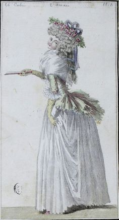 18th century blog    Fashion and culture from the 1700s.