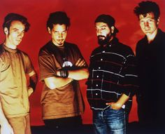Soundgarden - One of my favorite grunge bands. Grunge... what a golden age in music.