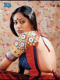 Legendary Smita Patil