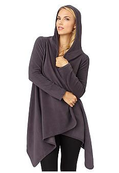 Cuddl Duds - Second Layer Microfleece Hooded Wrap Cold Weather Outfits, Fall Winter Outfits, Winter Wear, Autumn Winter Fashion, Cuddle Duds, Unisex Fashion, Casual Looks, Clothes For Women, My Style