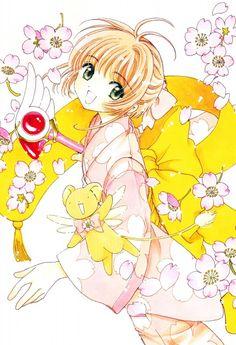 CLAMP, Madhouse, Card Captor Sakura, Cardcaptor Sakura Memorial Book, Keroberos