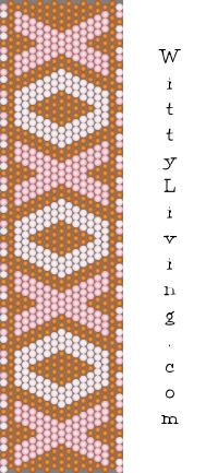 SEED BEAD LOOM PATTERNS   Browse Patterns