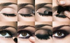 Hershe: Say Hello to sexy eyes with Smokey eyes effect!