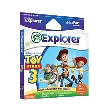 LeapFrog - Leapster Explorer - Learning Game - Toy Story 3 - English Edition