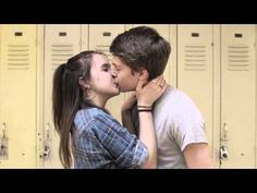 """""""Kiss Me"""" Short Film by Cas Stonehouse, 2014 - YouTube"""
