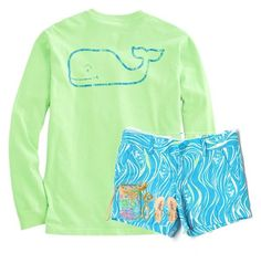 """""""Comment your favorite Lilly print! Mines let's cha cha!"""" by sweettoothegj ❤ liked on Polyvore featuring Vineyard Vines and Lilly Pulitzer"""