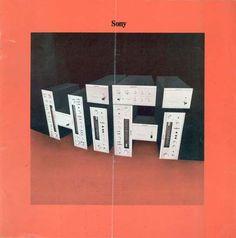 AudioIdiots.com - Sony 1970 catalog