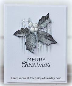 A Non-Traditional Christmas Card