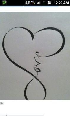 love tattoo, need this somewhere :)
