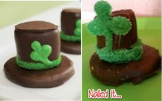 Nailed it: Leprechaun Hat Smores