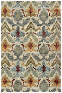 bbb & jcp can return to store (at jcp  called covington) Oriental Weavers Sedona 6371C Rugs | Rugs Direct