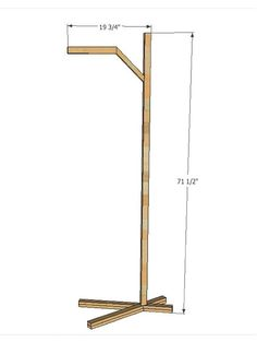 D.I.Y. Floor Lamp based off of the CB2 L MP pool floor lamp. Quick ...