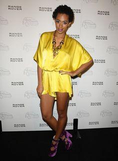 Solange Knowles Style | POPSUGAR Fashion