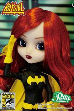 Pullip Batgirl doll - SDCC exclusive