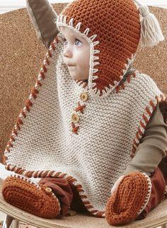 Mag. 170 - n° 24 Poncho Modèles, broderie & tricot Achat en ligne