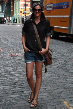What I Wore: SoHo Stroll on What I Wore