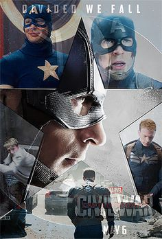 """I don't want to diminish what this picture is, but with the placement of Steve in the top left corner in looks like it says """"Davided we fall"""" and I can't stop giggling."""