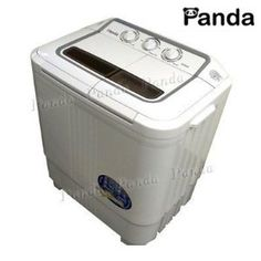 Wedding Anniversary Gift:Panda Small Compact Portable Washing Machine(6-7lbs Capacity) with Spin Dryer