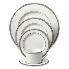Lenox® Murray Hill Dinnerware - BedBathandBeyond.com