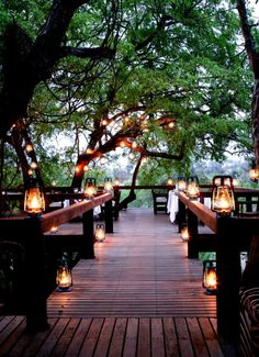 Londolozi at Twilight.- the Game reserve that our's in based on