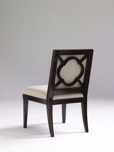 The back of the Signature Side Chair  #hpmkt #design #interior_design
