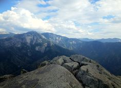 ©Jawn Torres 2012 | On Top of Moro Rock | Kings Canyon National Park | Three Rivers, CA | iPhone 4s