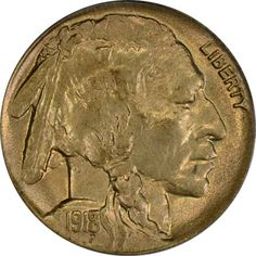 Harry Laibstain Rare Coins has this item on Collectors Corner - 1918/7-D 5C MS63 PCGS.  We love coins at Renaissance Fine Jewelry in Vermont or at www.vermontjewel.com. Contact us at sales@vermontjewel.com. Please support and be a member of the American Numismatic Association.