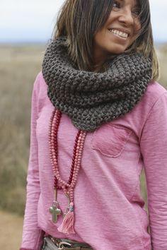 Love Pink in Boho styles