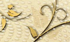 Element decorativ floral bej -60.8x9.8 cm Traviata Tubadzin Gold Necklace, Brooch, Floral, Jewelry, Design, Italia, Gold Pendant Necklace, Jewlery, Jewerly