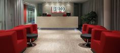 2005 - 2015: BDO Accountancy Offices by M+R by M+R interior architecture www.mplusr.nl, via Behance