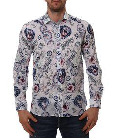 ETRO Etro Men'S White Cotton Shirt'. #etro #cloth #dress shirts