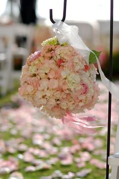 The Bride's Bouquet - Flowers - Palm Harbor, FL - WeddingWire Flower Petals, Flower Crown, Flowers, Altar Decorations, Centerpieces, Wedding Vendors, Weddings, Kissing Ball, Wedding Planning
