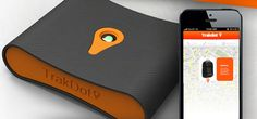 TrakDot: Device notifies flyers of their luggage location
