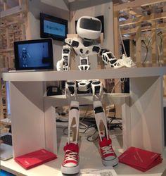 Télévision du futur, programmes olfactifs, replay basé sur des émotions, robots lisant des informations, vidéos compilées en 5 secondes… A la conférence  ...