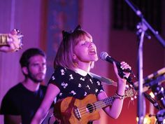 Grace VanderWaal performs at the Lafayette Theater